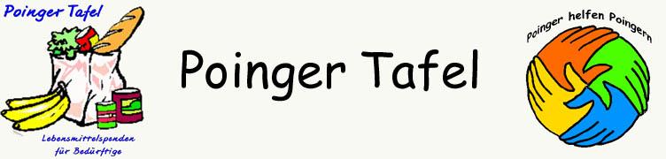 Poinger Tafel