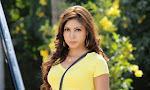 Komal Jha latest glam pics in yellow top-thumbnail