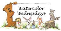 Watercolor Wednesdays