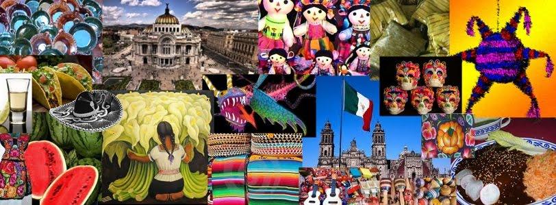 Mi amor por México.