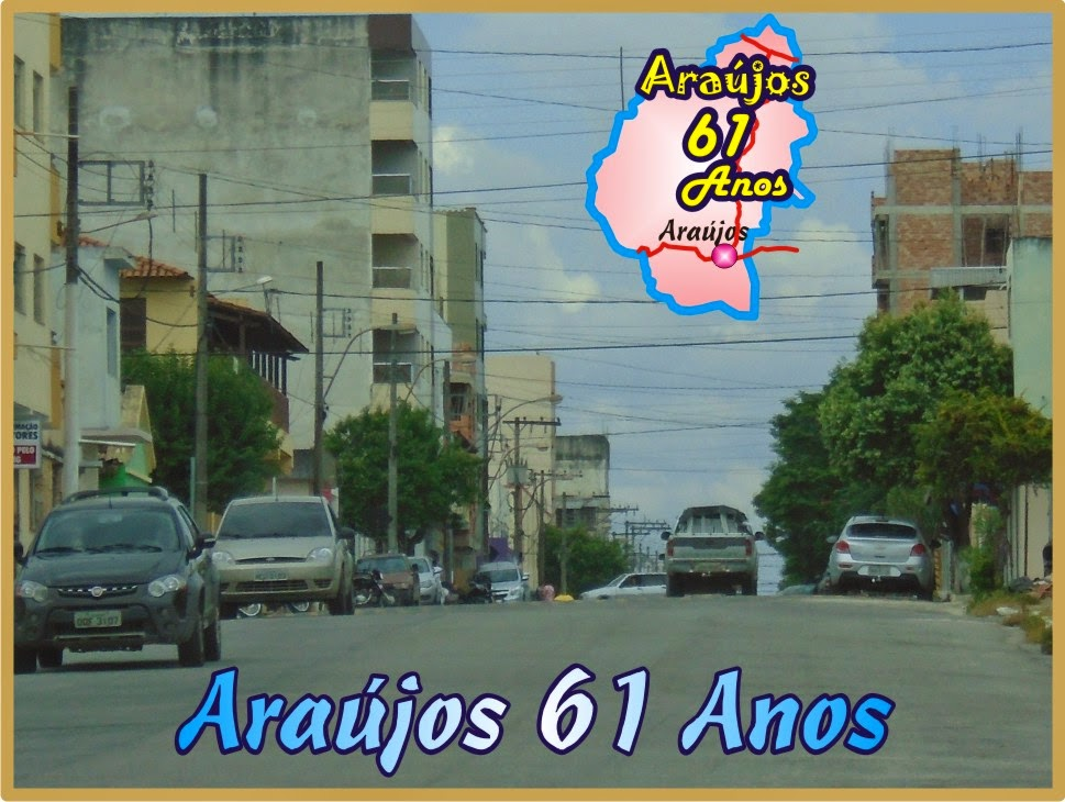 Araújos 61 Anos - Minas Gerais