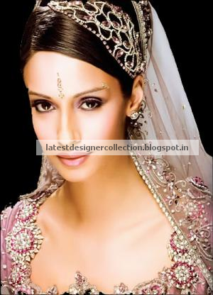 Indian Wedding Hairstyles For Long Hair At Reception Latest Indian