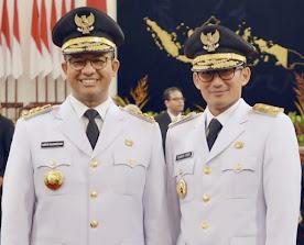 Gubernur & Wakil Gubernur Jakarta