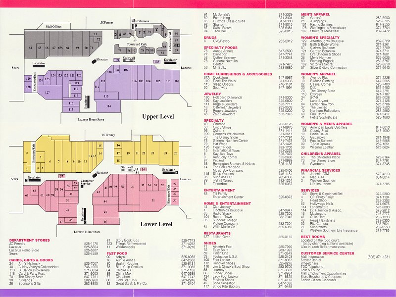 historical maps of florence alabama mall - photo#46