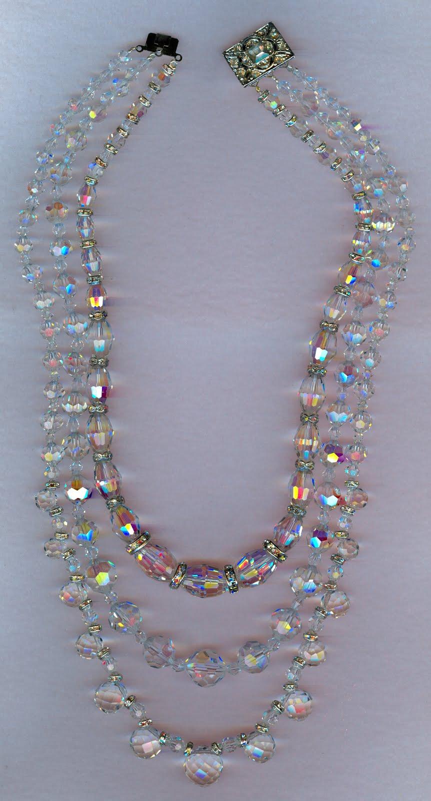 Crystals galore