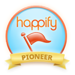Follow Me on Happify!