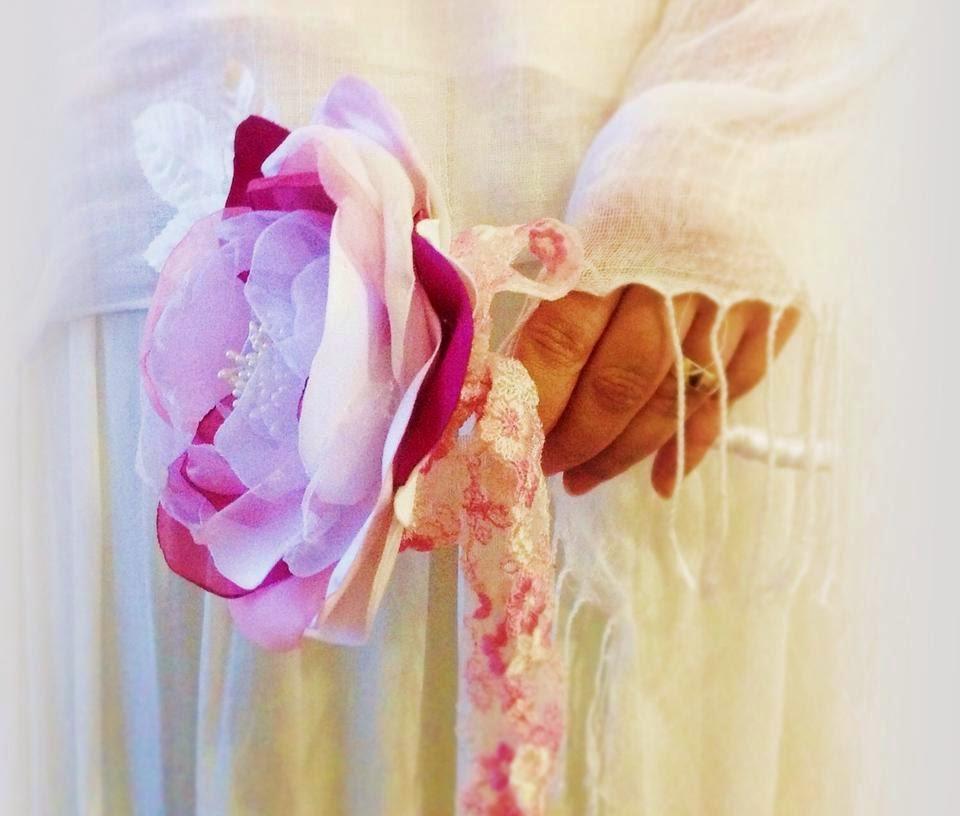 Bouquet de noiva alternativo