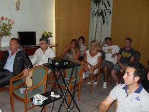 Primo Meeting Umica Parfum Foggia Giugno  2011