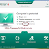 License key of Kaspersky Internet Security 2012 for  1 year