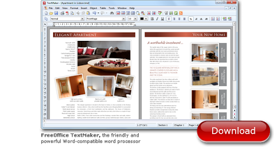 Free Office software | SoftMaker FreeOffice software