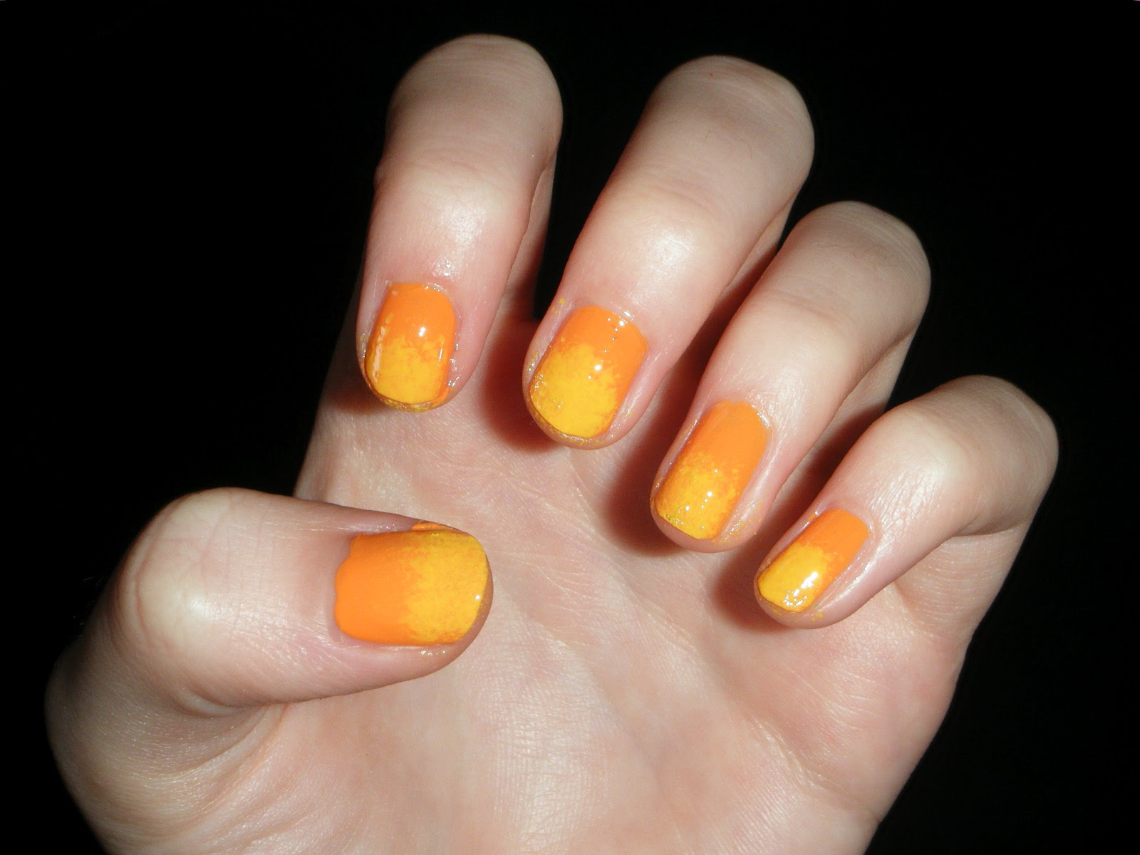 Fading Ombre Nails Tutorial