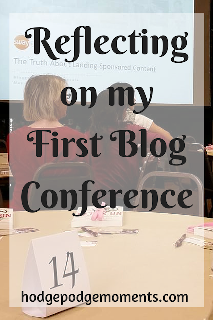 Reflecting on my First Blog Conference