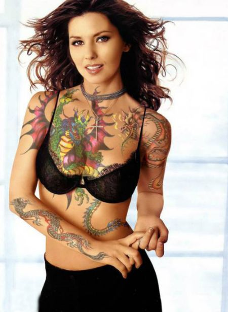 tatto: Women Tattoos Photos