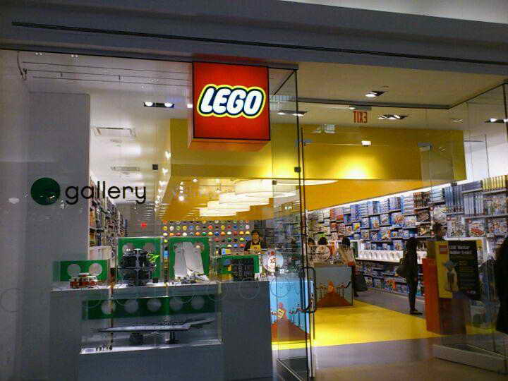 LEGO LEGO Store at Fairview Mall, Toronto, ON, Canada