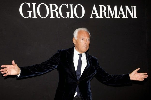 giorgio+armani+fidanzato