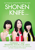 Shonen Knife plus supports
