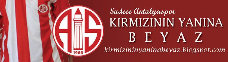 Kırmızının Yanına Beyaz - Antalyaspor