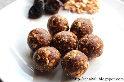 Dates laddu, Ganpati Prasad recipes, quick and easy