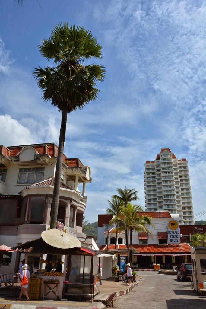 Karon Beach Phuket tower
