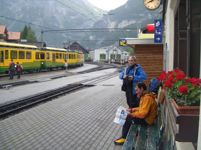 Oberland Bernes/Gridelwald