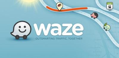 Social Waze y Apple - tecnogeek.es