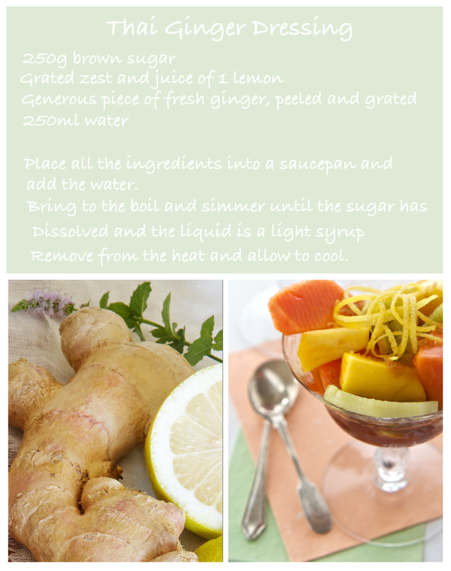Thai Ginger Dressing