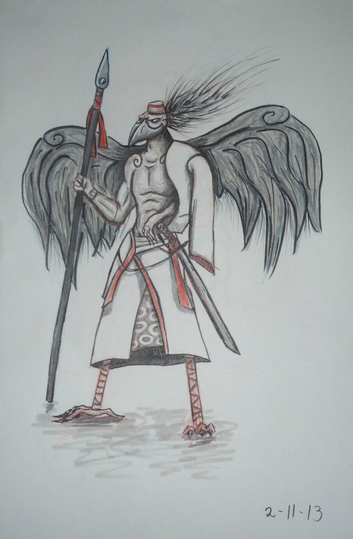 Boceto tinta Xyo 7