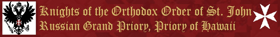 Knights of the Orthodox Order of St John Russian Grand Priory, Priory of Hawaii
