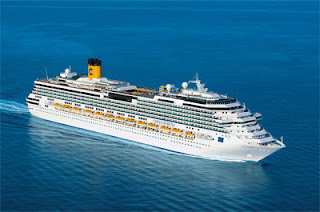 Costa Cruises New Costa Fascinosa