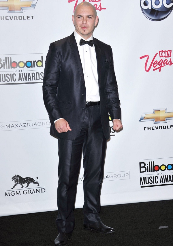 How tall are celebrities heights of celebrities how tall is pitbull