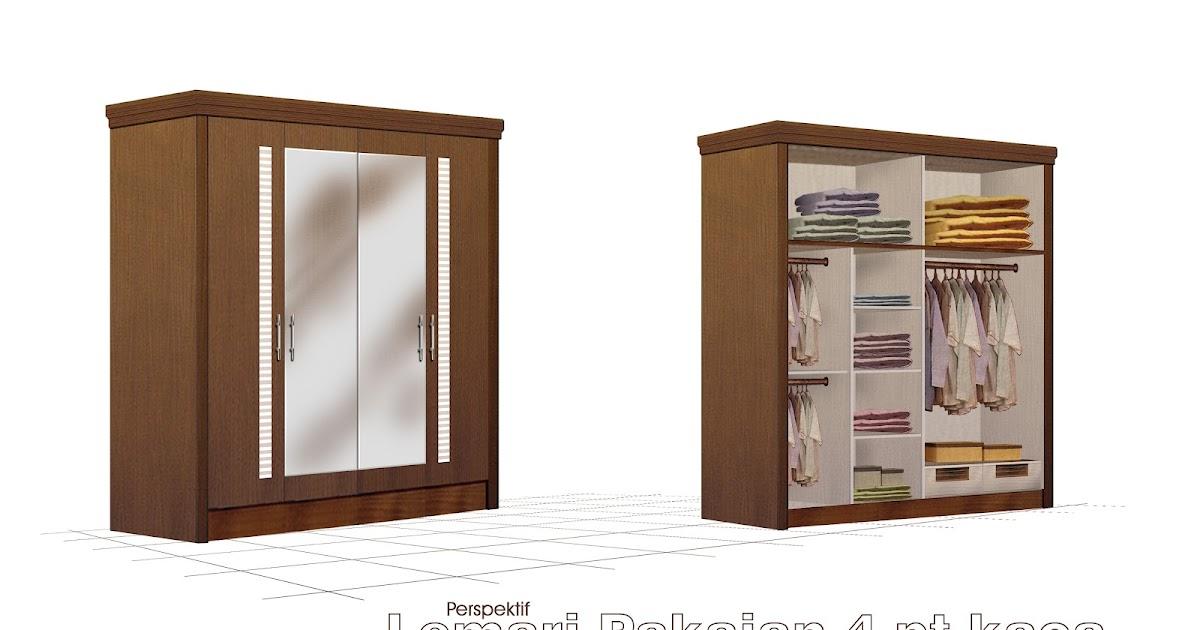 Lemari pakaian rak tv kitchen set kontraktor renovasi for Lemari kitchen set aluminium