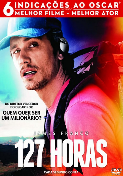 Filme 127 Horas Dublado AVI BDRip