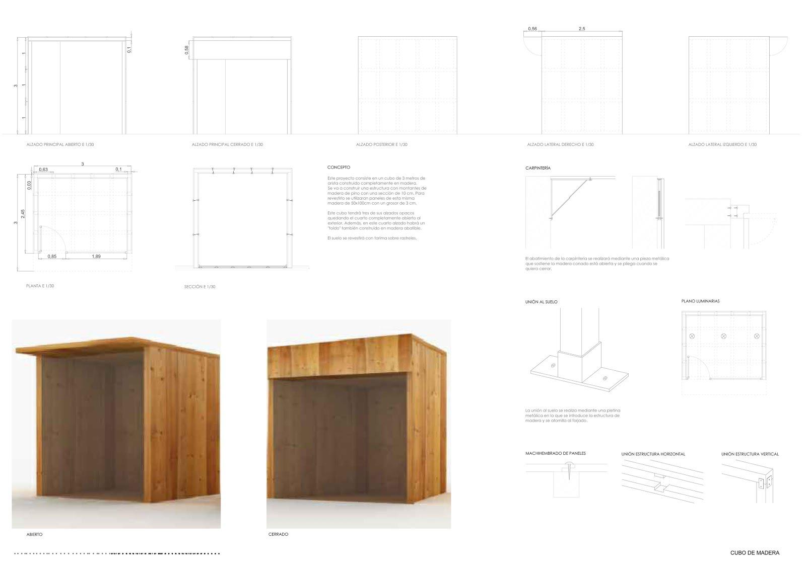 Pin cubos de madera piyancl on pinterest - Cubos de madera ...