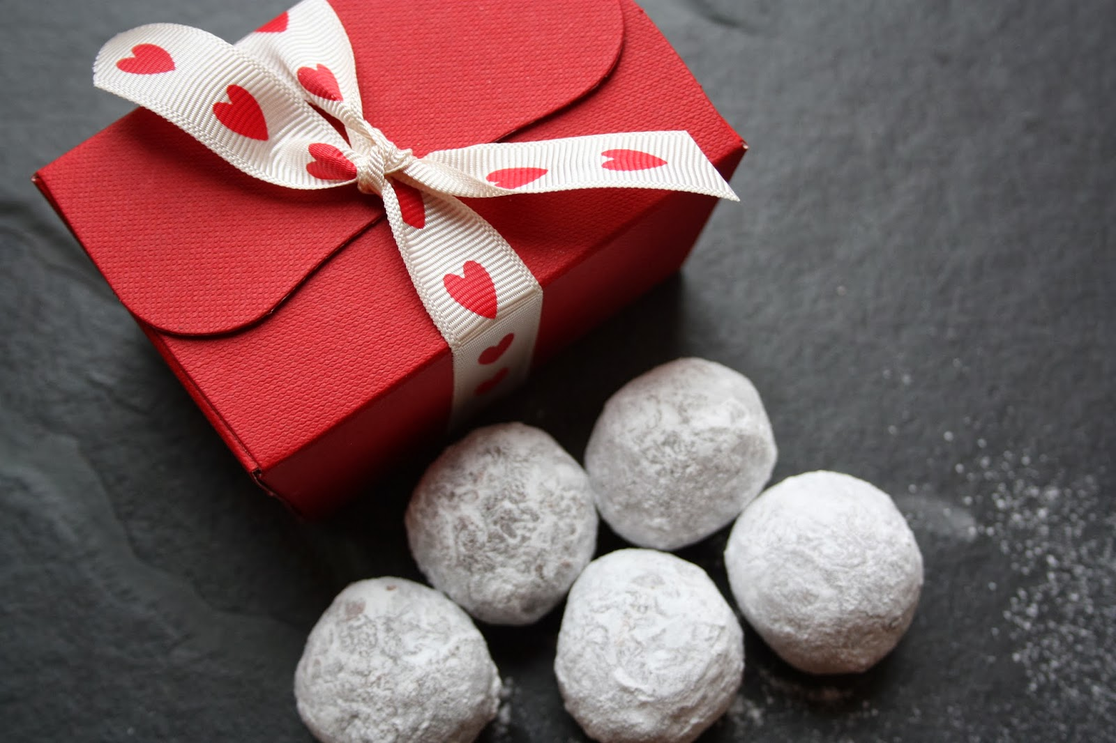 Champagne truffles, The Chocolate Truffle Company