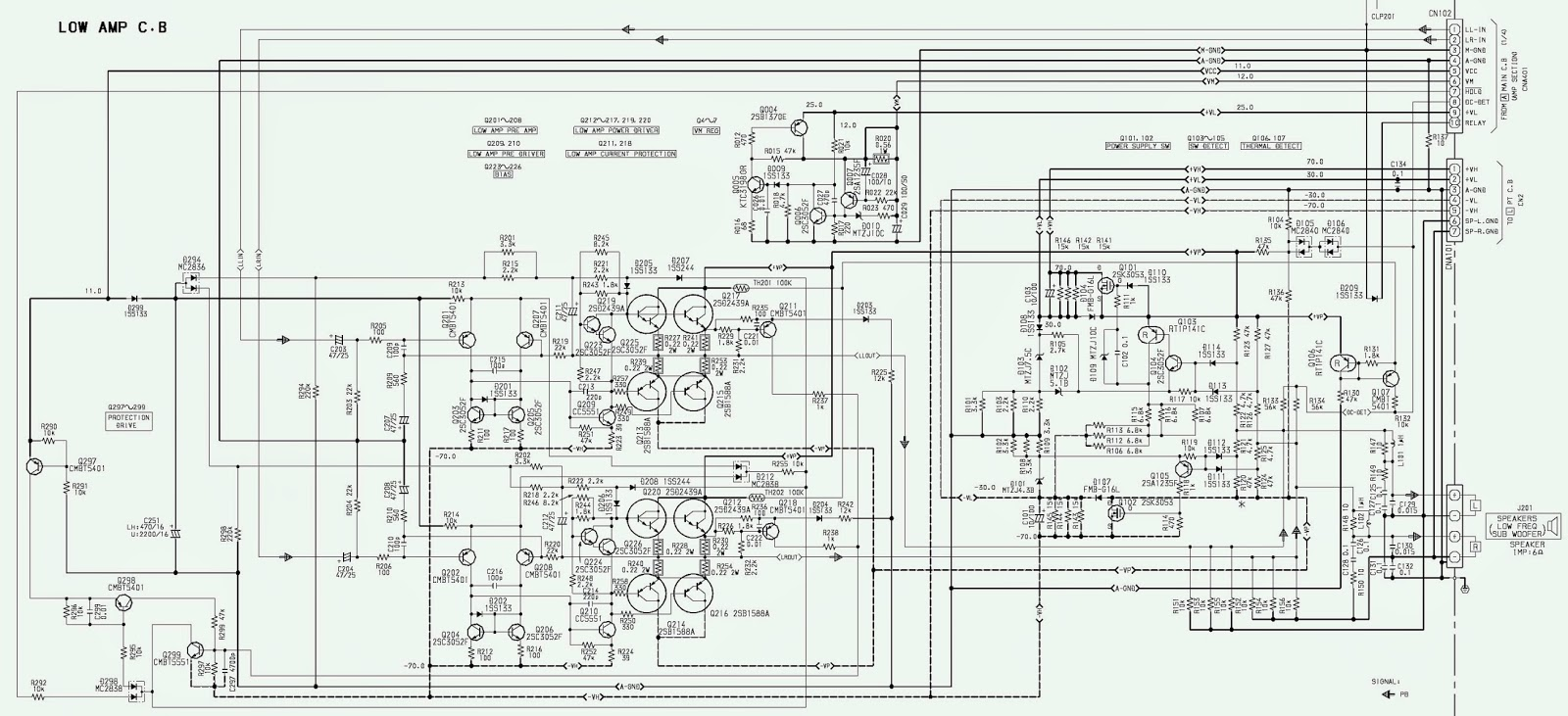 Various Diagram August 2014 6 10w Audio Amplifier With Ic Tda2002 Circuit