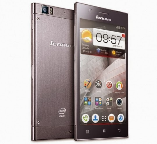 Lenovo K900 Smartphone Powerful And Compelling
