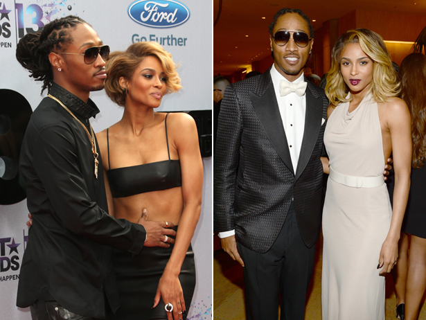 Future slams Ciara, calls her a bit*ch for restricting his access to their son