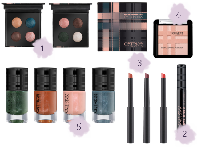 Preview Catrice Check & Tweed - Limited Edition (LE) - September 2014