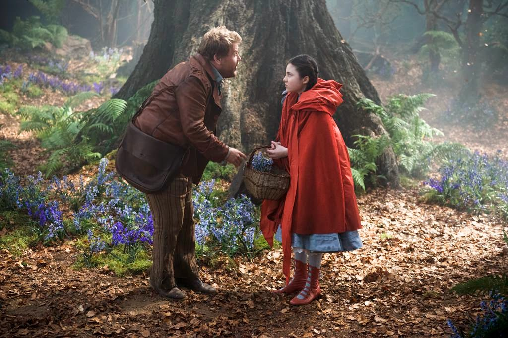 into the woods-james corden-lilla crawford