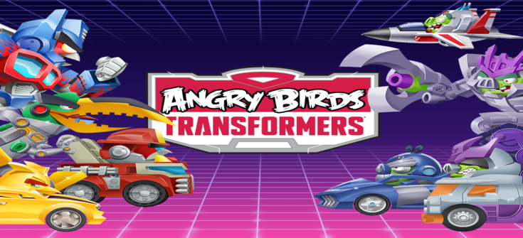 Download Angry Birds Transformers Apk + Data
