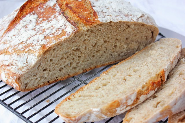 Easy and Delicious No-Knead Bread Recipe