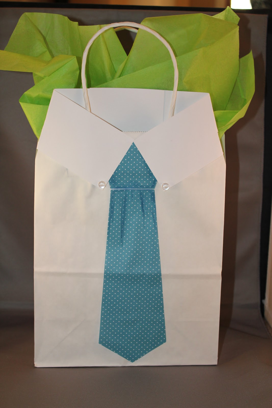 Southern girl creations father s day gift bag
