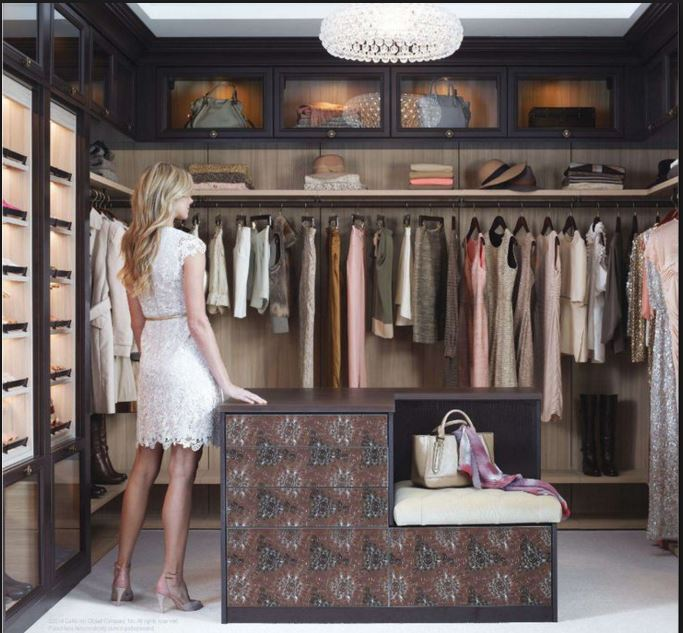 Life Amp Home At 2102 Custom Walk In Closet Options