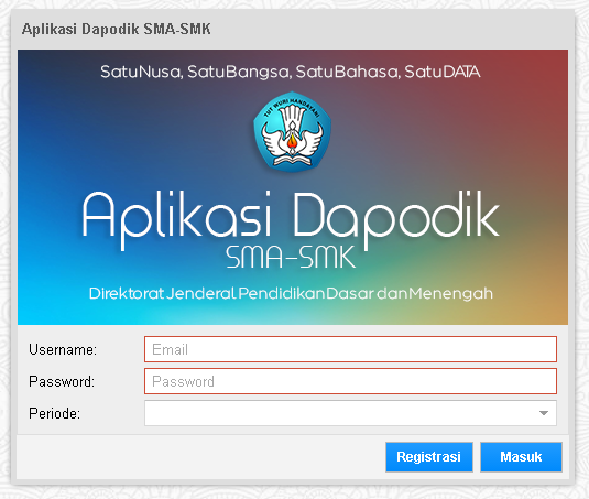 Info Dapodikmen : Info Dapodik Semester II TP 2015/2016 dan Link Dapodik 8.3.0 2016
