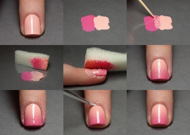 Как сделать идеальные ногти в домашних условиях