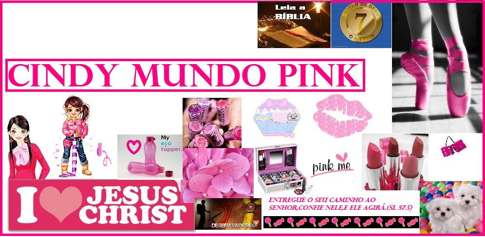 CINDY MUNDO PINK