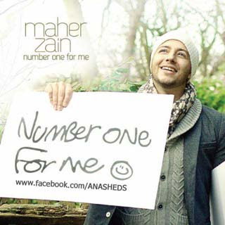 Maher Zain – Number One For Me Lyrics
