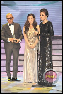 KC Concepcion and Toni Gonzaga Star Awards