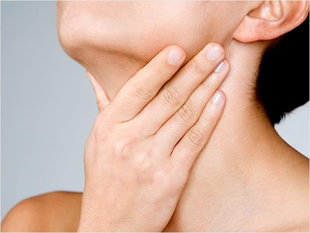 how to fix a sore neck