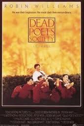 Cartel de la película El club de los poetas muertos